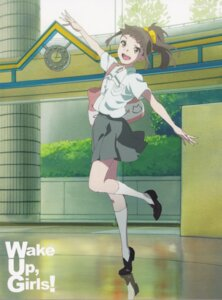 Rating: Safe Score: 28 Tags: hisami_nanami seifuku wake_up_girls! User: 102938w