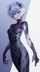 Rating: Safe Score: 44 Tags: ayanami_rei bodysuit nardack neon_genesis_evangelion User: Mr_GT