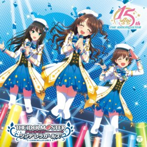 Rating: Safe Score: 16 Tags: disc_cover honda_mio shibuya_rin shimamura_uzuki tagme the_idolm@ster the_idolm@ster_cinderella_girls thighhighs uniform User: saemonnokami