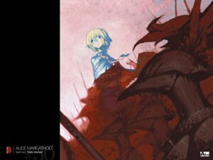 Rating: Safe Score: 5 Tags: alice_margatroid armor chomoran touhou wallpaper weapon User: Radioactive