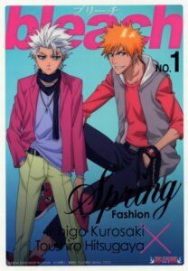 Rating: Safe Score: 1 Tags: bleach hitsugaya_toushirou kurosaki_ichigo male User: charunetra