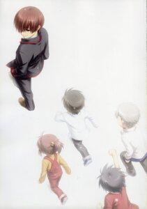 Rating: Safe Score: 5 Tags: inohara_masato little_busters! miyazawa_kengo naoe_riki natsume_kyosuke natsume_rin zen User: kiyoe