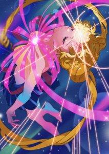 Rating: Questionable Score: 14 Tags: sailor_moon seifuku skirt_lift topless tsukino_usagi undressing yoneyama_mai User: Dreista