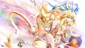 Rating: Safe Score: 41 Tags: armor cleavage heco heels puzzle_&_dragons sakuya_(puzzle_&_dragons) tail weapon User: KazukiNanako