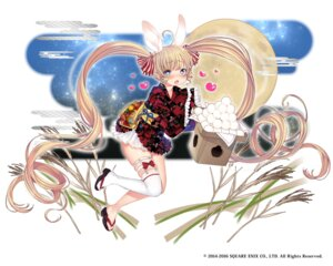 Rating: Safe Score: 21 Tags: animal_ears bunny_ears dancho_(dancyo) kairisei_million_arthur lolita_fashion thighhighs wa_lolita User: Mr_GT