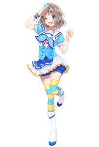 Rating: Safe Score: 8 Tags: love_live!_sunshine!! tagme thighhighs User: Radioactive