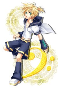 Rating: Safe Score: 4 Tags: kagamine_len male ueno_tsuki vocaloid User: charunetra