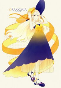 Rating: Safe Score: 12 Tags: anthropomorphization dress o-ishi orangina User: Nekotsúh