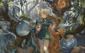 Rating: Safe Score: 17 Tags: alcd armor deedlit dress elf pointy_ears record_of_lodoss_war User: charunetra