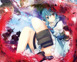 Rating: Safe Score: 31 Tags: heterochromia nmaaaaa tatara_kogasa touhou User: 椎名深夏
