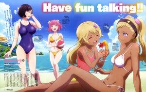 Rating: Safe Score: 44 Tags: aries_spring bikini cleavage funicia_raffaelli kanata_no_astra quitterie_raffaelli school_swimsuit swimsuits tokuoka_kouhei wet yun-hua_lu User: drop
