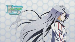 Rating: Safe Score: 25 Tags: infinite_stratos laura_bodewig seifuku wallpaper User: SHM222