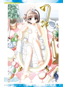 Rating: Questionable Score: 32 Tags: bathing feet haikuo-soft hiide loli naked nekomiya_nono yotsunoha User: kiyoe