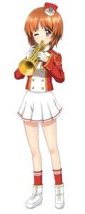 Rating: Safe Score: 14 Tags: girls_und_panzer heels nishizumi_miho tagme uniform User: shiomiyashiori@