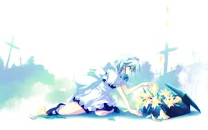 Rating: Safe Score: 14 Tags: frac heels izayoi_sakuya maid motomiya_mitsuki touhou wallpaper User: WtfCakes