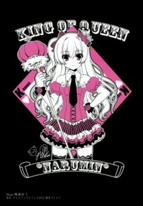Rating: Safe Score: 21 Tags: k-books lolita_fashion narumi_yuu thighhighs User: WtfCakes