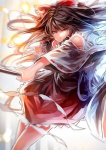 Rating: Safe Score: 29 Tags: hakurei_reimu touhou uu_uu_zan User: charunetra