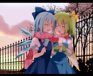 Rating: Safe Score: 22 Tags: cirno daiyousei emyu touhou User: 椎名深夏