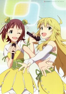 Rating: Safe Score: 35 Tags: amami_haruka hoshii_miki the_idolm@ster User: animeprincess