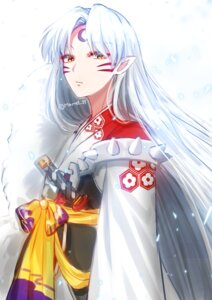 Rating: Safe Score: 6 Tags: inuyasha male mamel_27 pointy_ears sesshoumaru tattoo User: charunetra