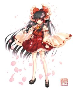 Rating: Safe Score: 26 Tags: cherrypin hakurei_reimu thighhighs touhou User: fireattack