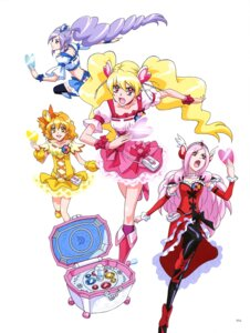 Rating: Safe Score: 3 Tags: dress fresh_pretty_cure! pantyhose pretty_cure thighhighs User: drop