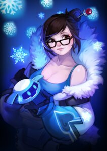 Rating: Safe Score: 24 Tags: cleavage megane mei_(overwatch) overwatch zzoggomini User: charunetra