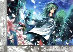 Rating: Safe Score: 27 Tags: eefy kochiya_sanae shino_(eefy) touhou User: midzki
