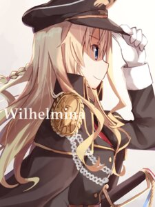 Rating: Safe Score: 27 Tags: high_school_fleet kapatarou sword uniform wilhelmina_braunschweig_ingenohl_friedeburg User: saemonnokami