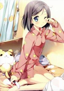 Rating: Safe Score: 123 Tags: hentai_ouji_to_warawanai_neko kantoku pajama pantsu tsutsukakushi_tsukiko User: SubaruSumeragi