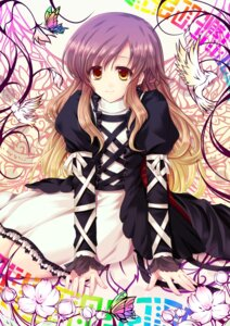 Rating: Safe Score: 22 Tags: cetera dress hijiri_byakuren touhou User: Mr_GT