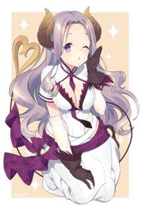 Rating: Safe Score: 21 Tags: honey_strap horns saionji_mary shizuku_(s1zu9) tail User: Mr_GT