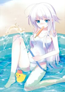 Rating: Safe Score: 76 Tags: anceril_sacred mishima_kurone school_swimsuit shirokami_kyoudan swimsuits User: Hatsukoi