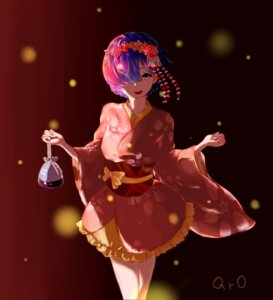 Rating: Safe Score: 61 Tags: cosplay koutetsujou_no_kabaneri mumei re_zero_kara_hajimeru_isekai_seikatsu rem_(re_zero) yukata User: birdy73