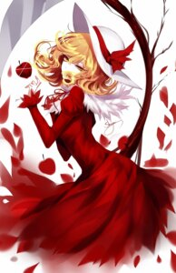 Rating: Safe Score: 25 Tags: dress elly sheya touhou weapon User: charunetra