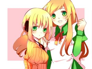 Rating: Safe Score: 8 Tags: chironoko hetalia_axis_powers hungary liechtenstein User: yumichi-sama