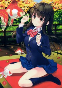 Rating: Safe Score: 109 Tags: seifuku unasaka User: Hatsukoi