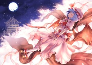 Rating: Safe Score: 28 Tags: izayoi_sakuya konpaku_youmu kunieda remilia_scarlet touhou User: Mr_GT