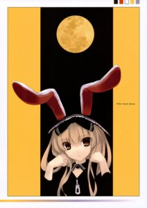 Rating: Safe Score: 34 Tags: animal_ears bunny_ears kuroya_shinobu puffsleeve User: midzki