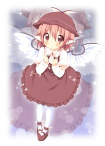 Rating: Safe Score: 17 Tags: animal_ears mystia_lorelei pantyhose shimofuri_oniku touhou wings User: 椎名深夏