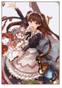 Rating: Safe Score: 9 Tags: dorothy_(granblue_fantasy) granblue_fantasy maid yatsuka_(846) User: Twinsenzw
