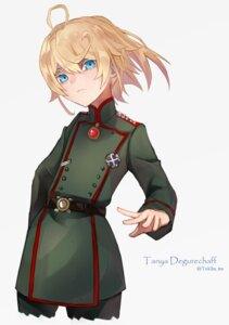 Rating: Safe Score: 15 Tags: tanya_degurechaff uniform youjo_senki yukihama User: nphuongsun93