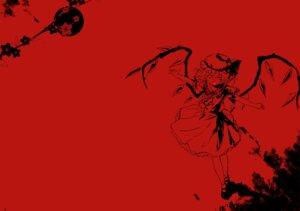 Rating: Safe Score: 9 Tags: flandre_scarlet kamikire_basami touhou yasuyuki User: MosquitoJack