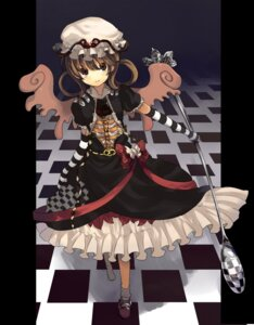 Rating: Safe Score: 15 Tags: aki dress jpeg_artifacts User: Nekotsúh