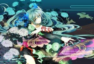 Rating: Safe Score: 21 Tags: chima hatsune_miku kimono vocaloid User: hobbito