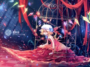 Rating: Safe Score: 44 Tags: dress flandre_scarlet kieta touhou User: fireattack