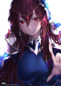 Rating: Safe Score: 47 Tags: armor fate/grand_order kyjsogom scathach_(fate/grand_order) User: Mr_GT