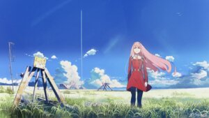 Rating: Safe Score: 56 Tags: crossover darling_in_the_franxx horns landscape mecha pantyhose strelizia tagme wallpaper zero_two_(darling_in_the_franxx) User: charunetra
