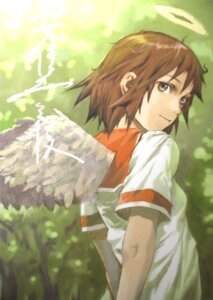 Rating: Safe Score: 6 Tags: haibane_renmei rakka wings User: Radioactive