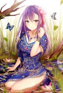 Rating: Safe Score: 77 Tags: dress fate/grand_order junpaku_karen matou_sakura parvati_(fate/grand_order) wet User: Mr_GT